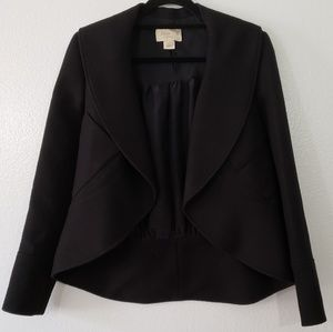 Elizabeth and James Wool Circle Blazer sz. S